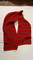 Отдается в дар Уютный теплый шарф 27х173