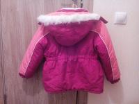 Отдается в дар Куртка зимняя.