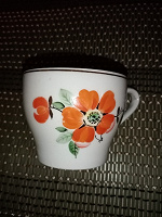 Отдается в дар чашка чайная, советская 66г