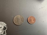 Отдается в дар Монеты Южной Кореи