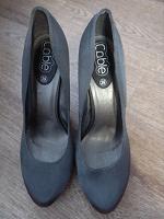 Отдается в дар Туфли 39 размер