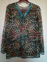 Отдается в дар Туника, блузка 44-46 размер