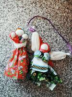 Отдается в дар Куклы мотанки