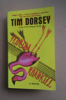 Отдается в дар Книга Tim Dorsey 'Florida Roadkill', на английском языке