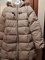 Отдается в дар Пуховик девочке 9 лет зима