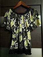 Отдается в дар легкая женская блузка р.M