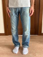 Отдается в дар Джинсы мужские Zara, Раз. EUR 38 (USA 30)