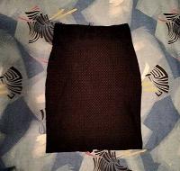 Отдается в дар Юбка чёрная 40-42 рос.