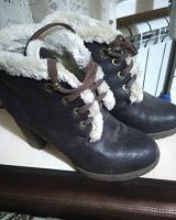 Отдается в дар Обувка зимняя 39 размер