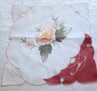 Отдается в дар текстильные салфетки