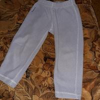 Детские флисовые штанишки