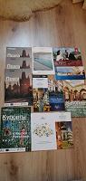 Отдается в дар Буклеты и журналы о Чехии