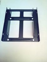 Отдается в дар Салазки для установки жесткого диска SSD в слот HDD, металл