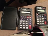Отдается в дар Два калькулятора