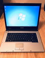 Отдается в дар Ноутбук Samsung R40