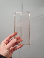 Отдается в дар Чехол прозрачный Samsung A51