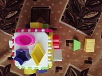 Отдается в дар Развивающая игрушка для малышей
