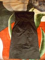 Отдается в дар маленькое черное платье р.46