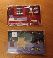 Отдается в дар Скидочные карты Ikea