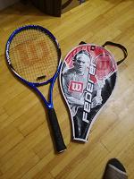 Отдается в дар Ракетка для большого тенниса