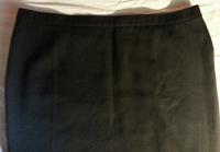 Отдается в дар юбка черная миди
