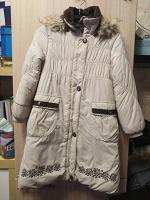 Отдается в дар Пальто зимнее LENNE