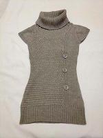 Отдается в дар Теплая туника-платье Terranova