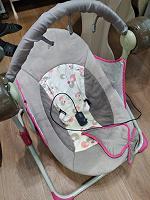 Отдается в дар Качель электрическая для малышей