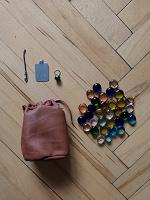 Отдается в дар Мешочек с мелочами для handmade