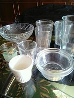 Отдается в дар посуда, вазочка-креманка