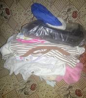 Отдается в дар Пакет детской одежды и обувь