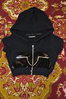 Отдается в дар Курточка — «бомбер» на 42 — 44 размер