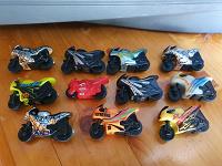 Отдается в дар Коллекция мини-мотоциклов