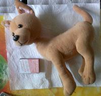Отдается в дар собака мягкая игрушка