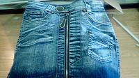 Отдается в дар Юбка джинсовая 42 44