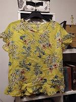 Отдается в дар Летняя блузка Манго М