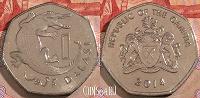 Отдается в дар Монета из Гамбии