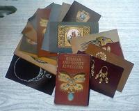 Отдается в дар Ювелирка на открытках.