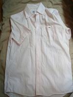 Отдается в дар Рубашка Lacosta 39