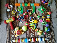 Отдается в дар Игрушки для малыша от 0 до года