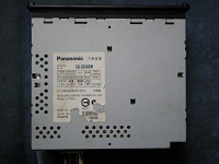 Отдается в дар Panasonic СД авто магнитола