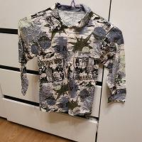 Отдается в дар Рубашечка 100%хлопок