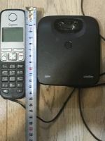 Телефон Радиотрубка + база