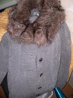Отдается в дар Пальто зимнее 48 размер