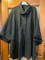 Отдается в дар пальто-накидка