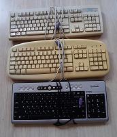 Отдается в дар Клавиатуры для стационарного компьютера