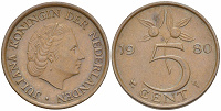 Отдается в дар Монета Нидерландов