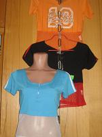 Отдается в дар Спортивные футболки 44-46 размера