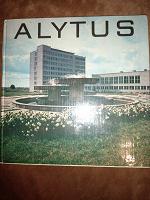 Отдается в дар Книга про Алитус