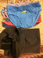 Отдается в дар Трусики и брюки для мальчика